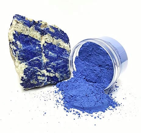 c0452273b71fb All the shades and tints of colours are called Tones. Now coming back to  you question, Ultramarine is certainly derived from stone Lapis Lazuli and  it's ...