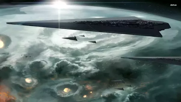 How Many Star Destroyers Does The Empire Have Quora
