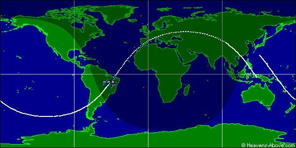What is the orbit of international space station i watched it going what is the orbit of international space station i watched it going from sw to ne one day and couple of days later i watched it going from nw to se gumiabroncs Choice Image