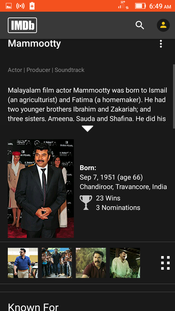 Who is the best super star in Malayalam film industry? - Quora