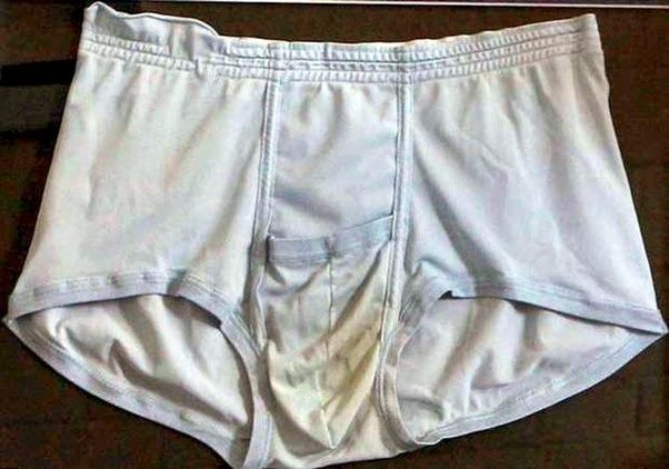 Images of dirty underwear