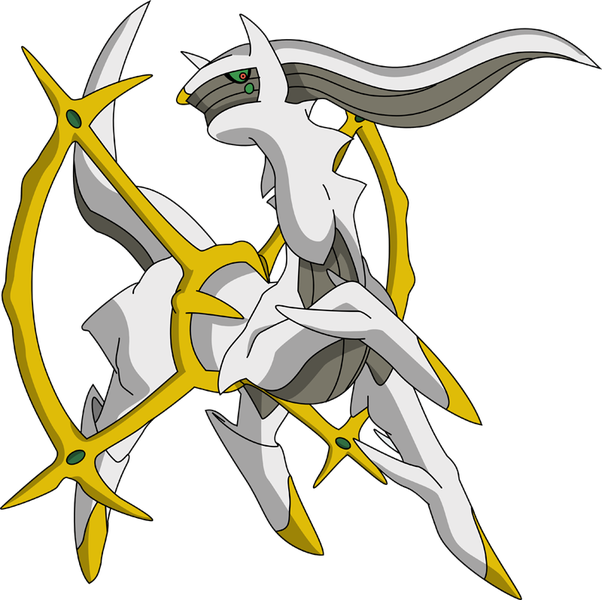 What is the strongest legendary/mythical Pokemon? - Quora