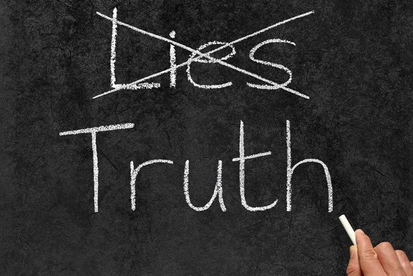 personal essay on telling the truth