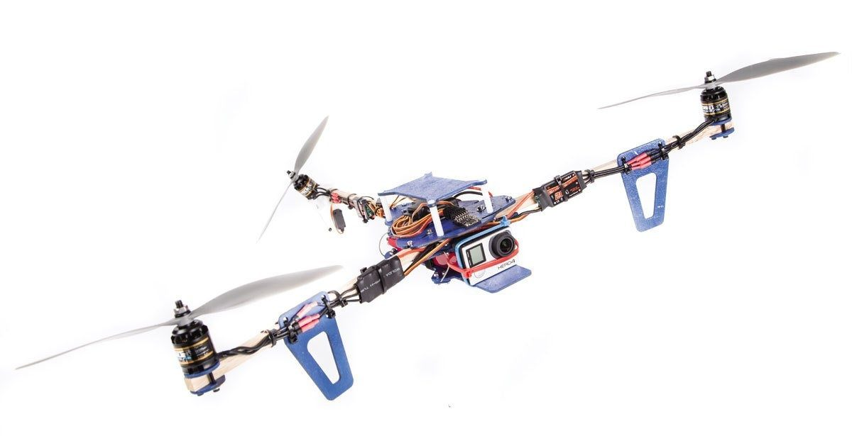 What do I need to know to build my own quadcopter, from
