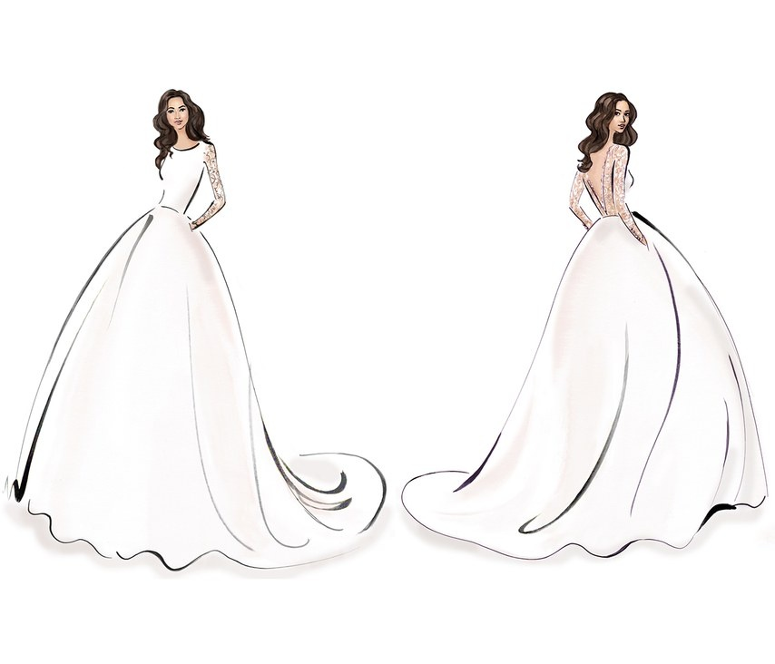 How Did You Feel About Meghan Markle S Very Simple Wedding Dress