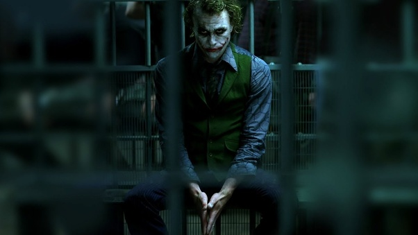 What Is The Jokers Best Dialogue In The Dark Knight Quora