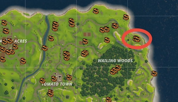 Where Is The Best Place To Land In Fortnite Battle Royale