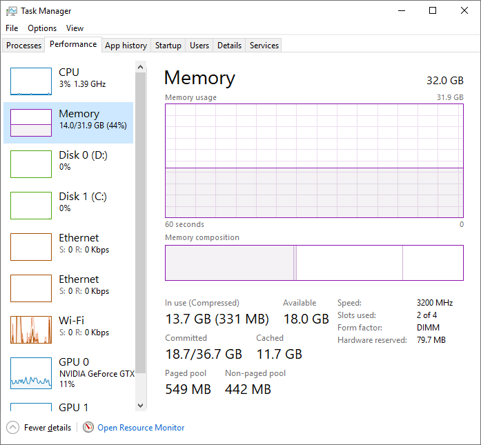 Is it possible to use a hard disk as RAM? - Quora