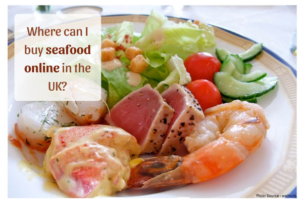 Where can I buy seafood online in the UK? - Quora