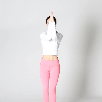 6860a111a5b Extend your arms in front of your body and bend them at a 90-degree angle.
