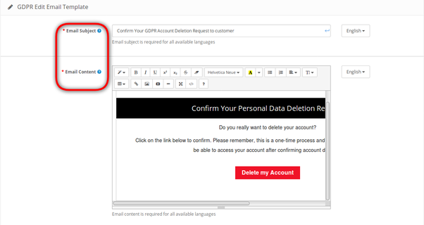 What Is Gdpr Law How Opencart Gdpr Extension B Knowband