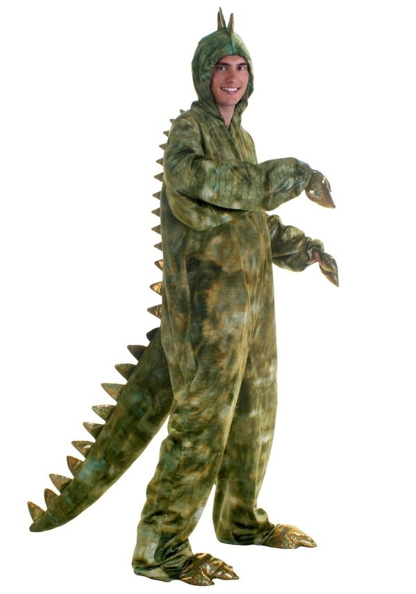 How To Make Dinosaur Costumes For Adults Quora