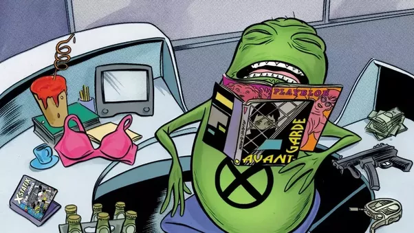 Image result for Doop marvel