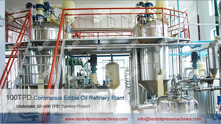 Where can I buy a vegetable oil refinery machine? - Quora