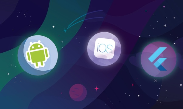 What are the differences between Android NDK and Flutter? Why