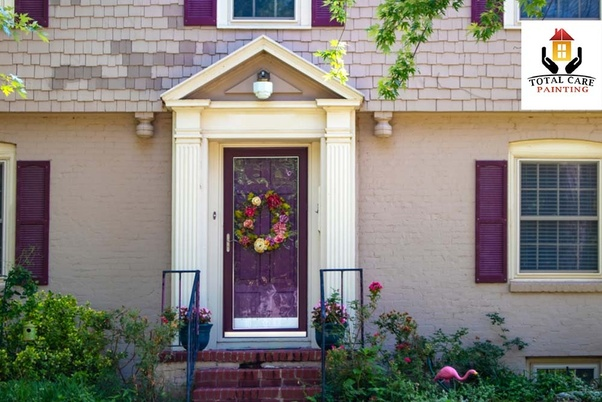 What color should I paint my exterior door and shutters? - Quora on