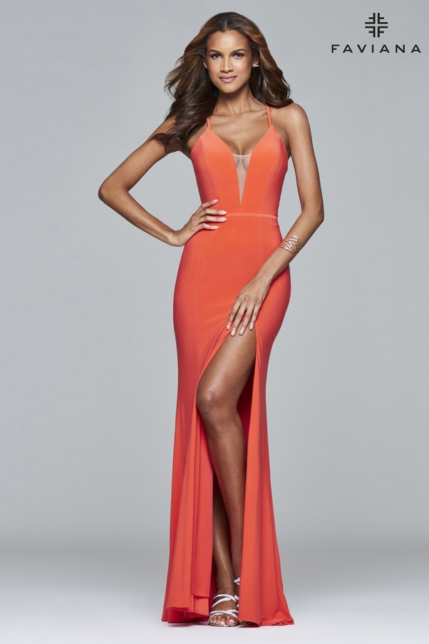 What color shoes do I wear with an orange dress? - Quora