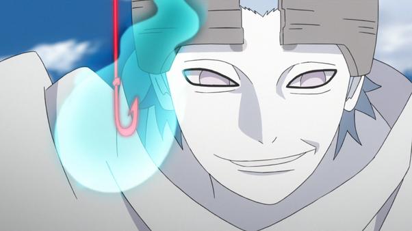 did urashiki take mitsuki s sage mode quora