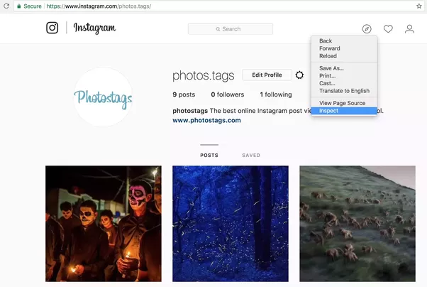 How to upload pictures from your PC to your Instagram - Quora