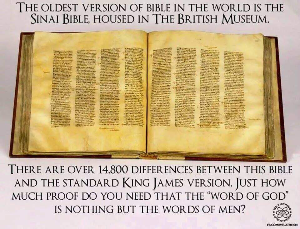 How Many Times Has The Bible Been Revised And Why Has It Been