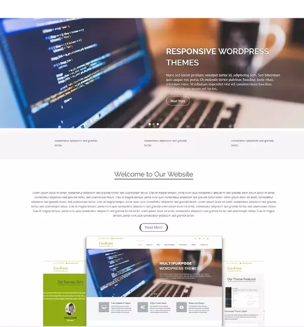 Which is the best WordPress theme for a programming blog? - Quora