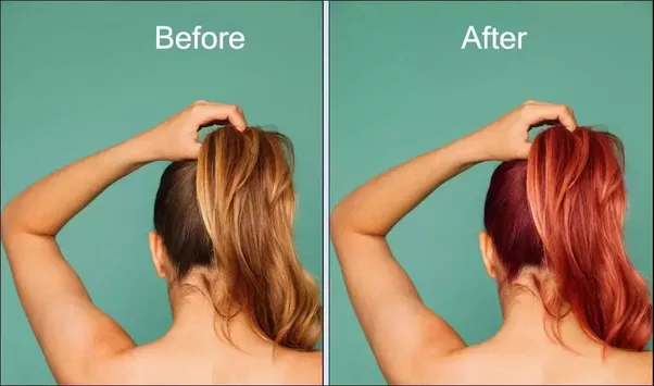 Can i change my hair color quora only 7 step and it will take 4 minutes time to do that how to change hair color in photoshop step by step guideline solutioingenieria Image collections