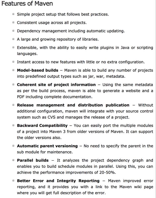 How does Apache Maven work internally? - Quora