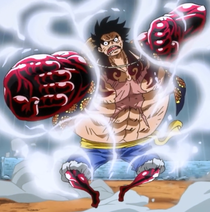 In which episode does Luffy achieve gear? - Quora