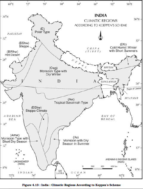 Indian geography what are the advantages to india with respect to it possible to grow a variety of crops in india due to different climate types and soils available in its territory thecheapjerseys Image collections