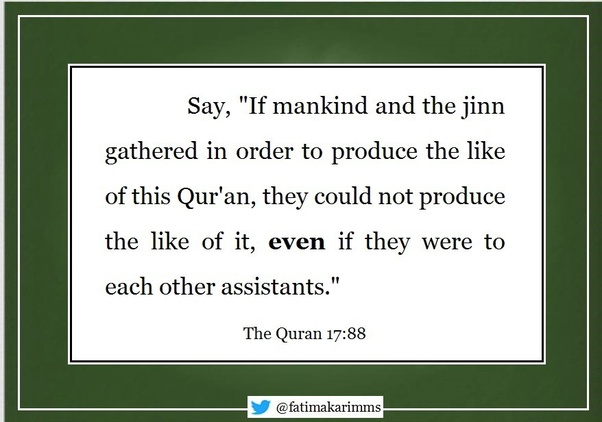What is the original language of the Quran? - Quora