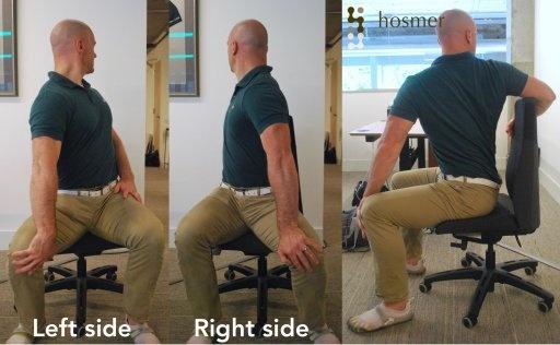 how to crack upper back spine