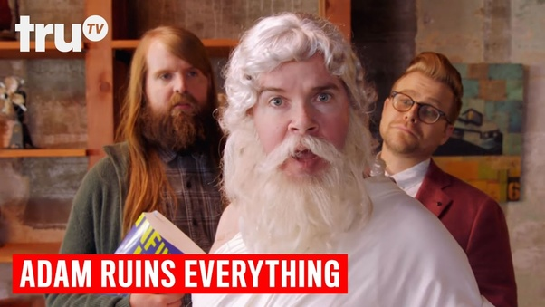 Adam Ruins Everything Christmas.To What Extent Can I Believe Adam Ruins Everything Quora