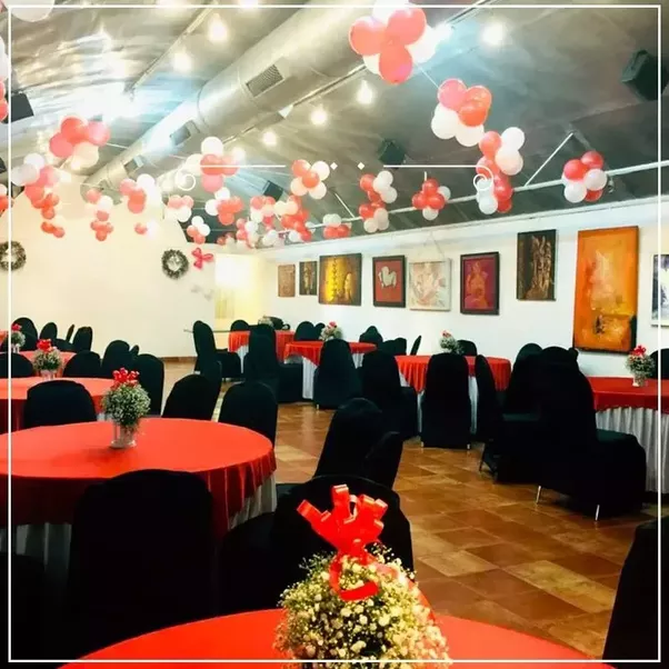 What are some inexpensive wedding receptionbanquet halls in bandra it is the one of the best banquets in bandra where you will get best facilities it is fully air conditioned with elegant white interiors the best party hall junglespirit Gallery