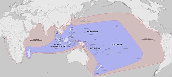 Apa yang dimaksud dengan Austronesia? - Quora