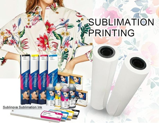 What is difference between sublimation ink and pigment ink