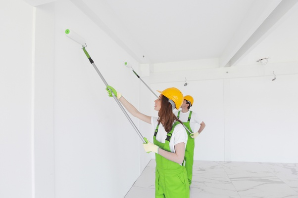Can I paint my house myself? - Quora
