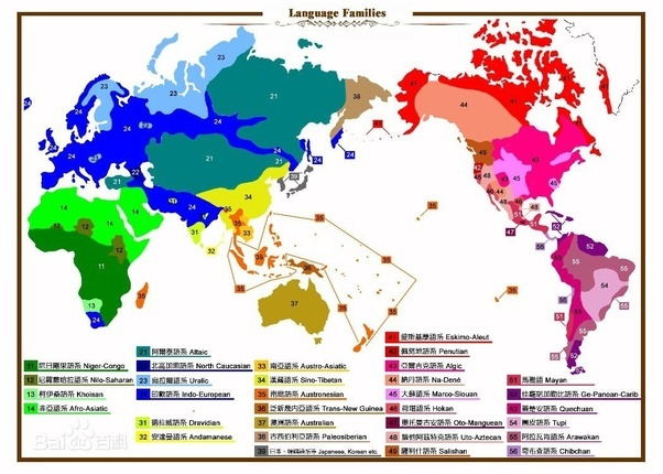 What Is The Origin Of Japanese Language Quora - World language groups map