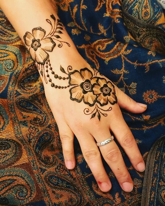 6050818a8 Also, I am attaching some super easy designs by top mehndi artist in Delhi  for you to try. Enjoy!