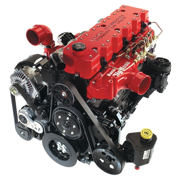 Why did Dodge make the 5 9 gasoline engine and a 5 9 diesel engine