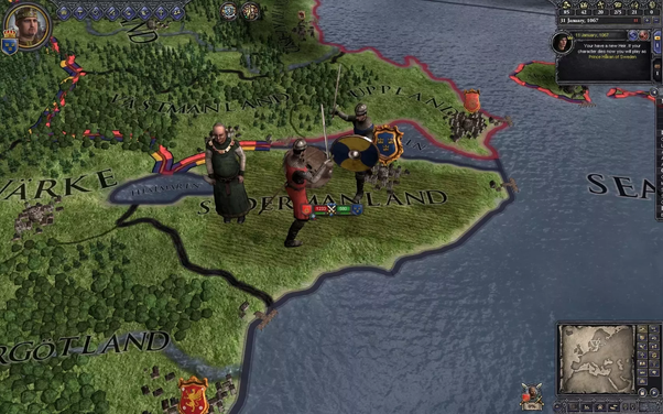 How Well Do The Mechanics Of Crusader Kings Ii Reflect The Reality