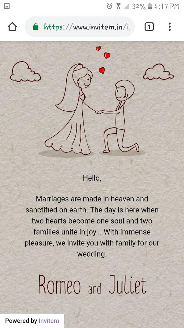 How Should One Handle Designing Their Own Custom Wedding