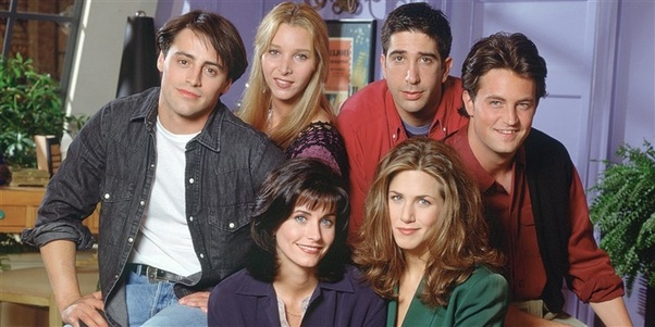 Where can I download season 1 of Friends? - Quora