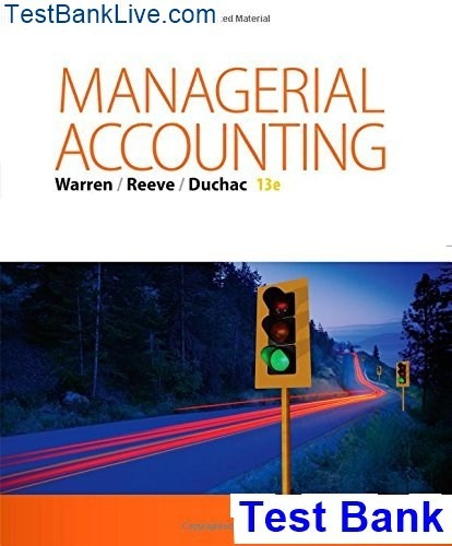 financial & managerial accounting 12th edition pdf