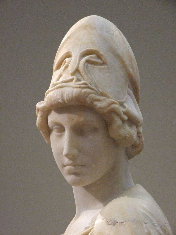 What are some personality traits of Athena? - Quora