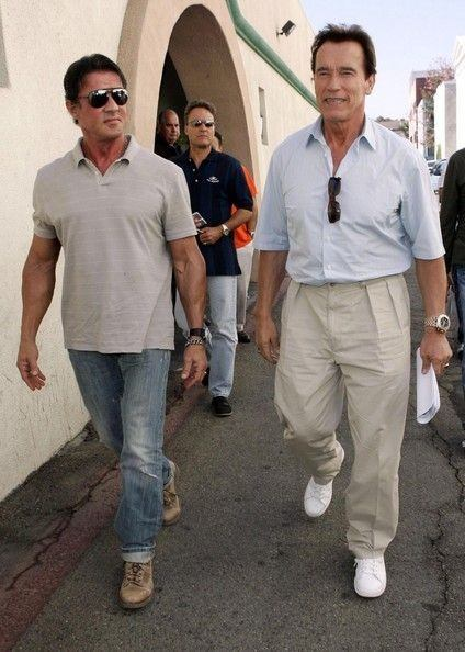 How tall was Sylvester Stallone? - Quora
