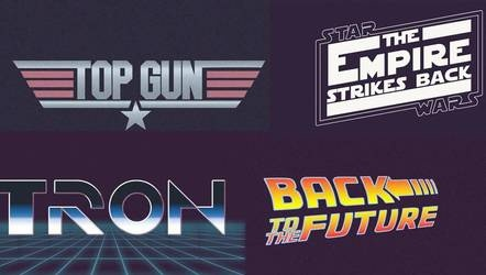 Which typefaces were popular in the '80s? - Quora