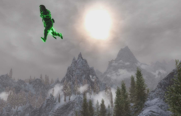 What's your favorite spell in Skyrim? - Quora