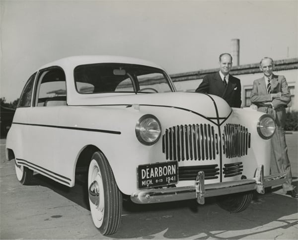 Used Car Dealerships Windsor >> Why did Henry Ford make a car out of soybeans in 1941? - Quora