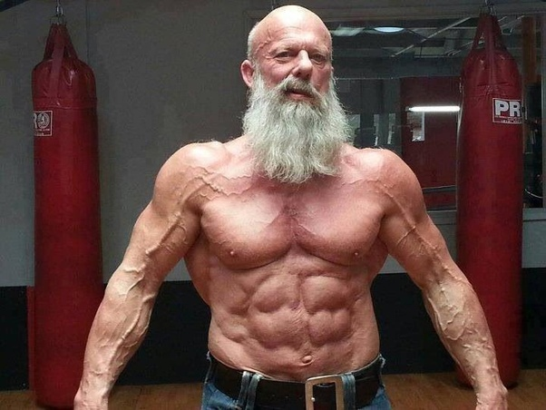 What is the best way to build muscle mass for seventy year olds? - Quora