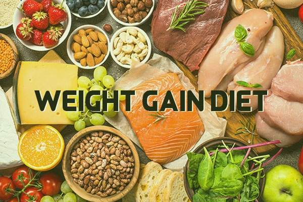 is there a weight gaing diet